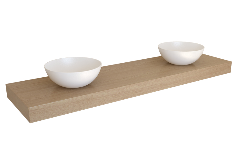 houten badkamermeubel db1w160
