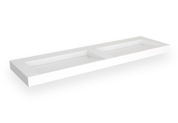 Stretto160 wastafel design