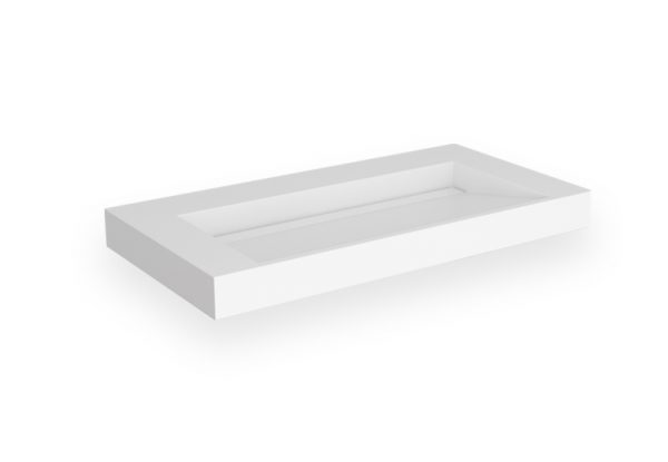 Stretto90 wastafel design