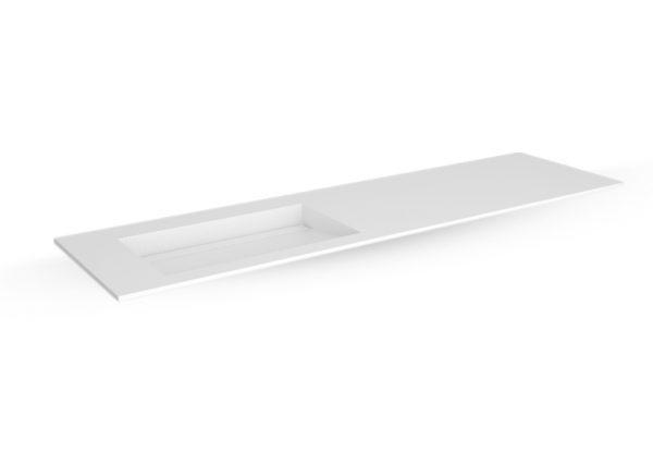 Slimline top custom Lillaz front-view L