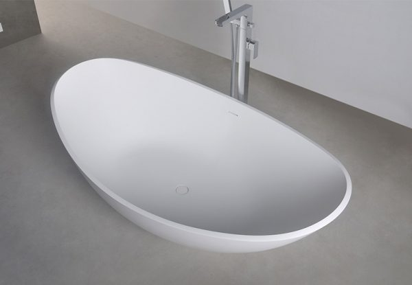 282447 SolidLectus 1800 bath