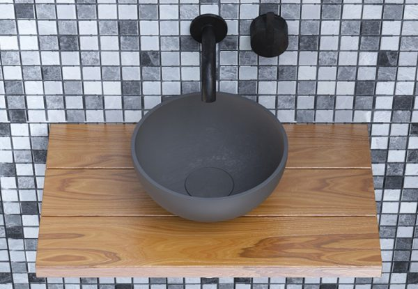 290209 Solidmicro basin dark grey