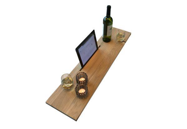 Badplank tablet tafel bad